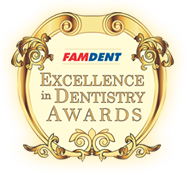 Famdent Excellence in Dentistry Awards India - Most Prestigious Indian Dental Awards - Logo